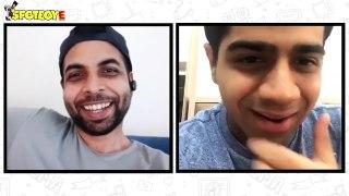 Abhishek Banerjee Interview Paatal Lok & Lots More   Just Binge Sessions   SpotboyE