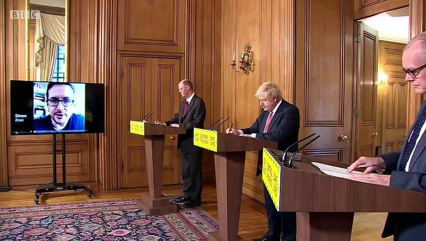 Coronavirus- Boris Johnson defends his plans to relax lockdown – BBC News