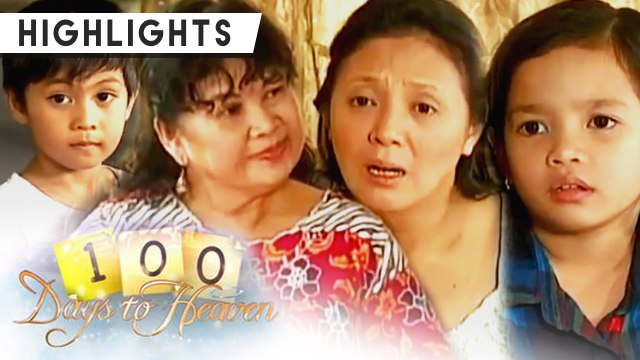 Ibyang demands money from Myrna in exchange for her son, Bryan | 100 Days To Heaven