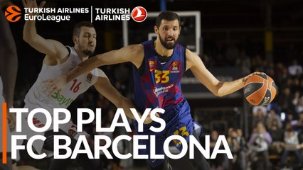 Top Plays: FC Barcelona