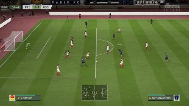 Paris FC - US Orléans : notre simulation FIFA 20 (L2 - 32e journée)