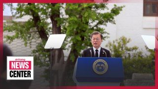 President Moon urges people responsible for May 18 crackdown to reveal truth