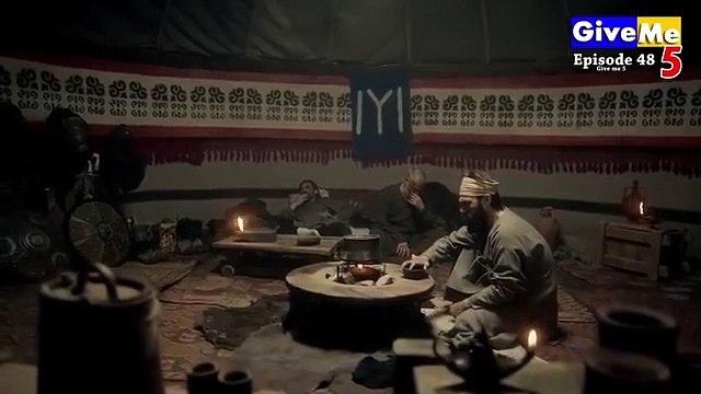 Dirilis Ertugrul Season 1 Episode 48 in Urdu Dubbed