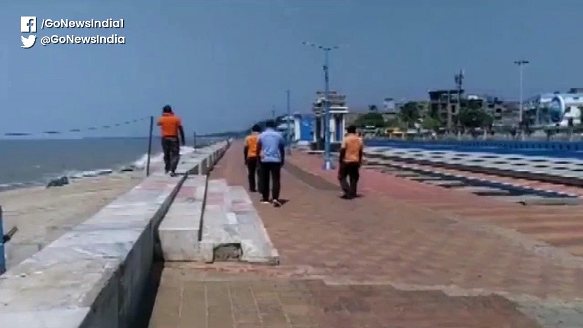 बंगाल की खाड़ी से उठा तूफ़ान, पश्चिम बंगाल, ओडिशा में हाई अलर्ट