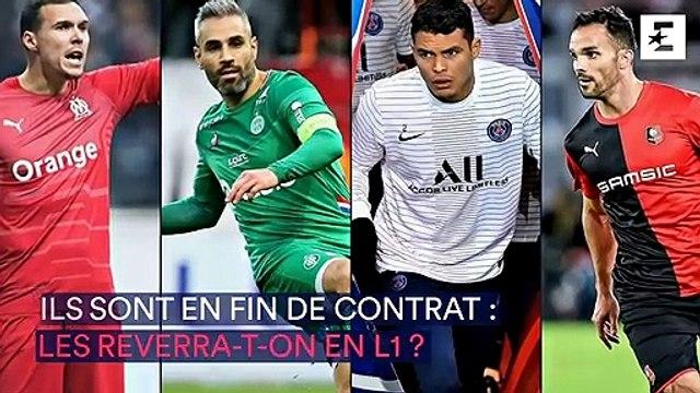 Cavani, Perrin, Morel, Thiago Silva... les reverra-t-on en L1 ?