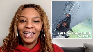 Hollywood Stuntwoman Reviews Movie Stunts, from 'Mission: Impossible' to 'Casino Royale'