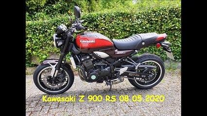 Kawasaki Z 900 RS - Luckylohn - Vlog1
