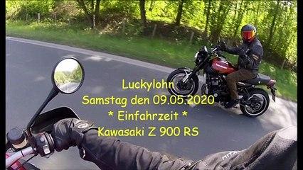Kawasaki Z 900 RS - Luckylohn - Vlog2