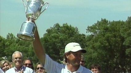 U.S. Open Golf, Stories from the Ones: Retief Goosen