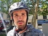 Saint-Etienne : Des pistes cyclables élargies...mais qui ne font pas l'unanimité -  Reportage TL7 - TL7, Télévision loire 7