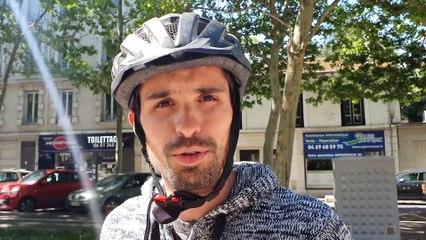 Saint-Etienne : Des pistes cyclables élargies...mais qui ne font pas l'unanimité