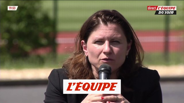Roxana Maracineanu : «La pause aurait pu être plus salutaire» - Foot - L1