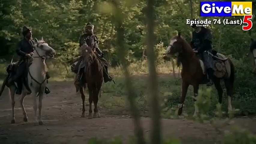 Dirilis Ertugrul Season 1 Episode 74 Last Episode in Urdu Dubbed