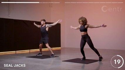 Centr App Bodyweight Workout