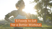 Better Food, Better Workout