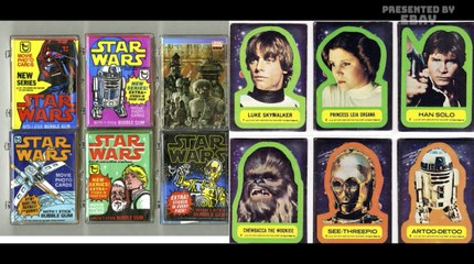 Most Collectible STAR WARS Cards EVER (Presented by eBay)