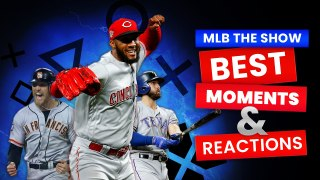 MLB The Show Players League BEST MOMENTS and REACTIONS From Week 1 | MLB The Show (The Show)