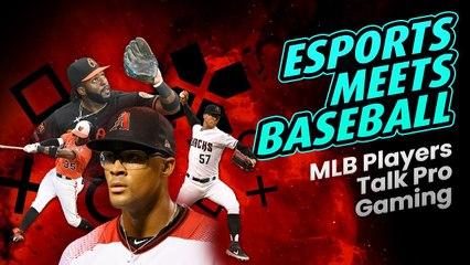 Baseball Pros LOVE ESPORTS - MLB Players Talk Pro Gaming | MLB The Show (The Show)