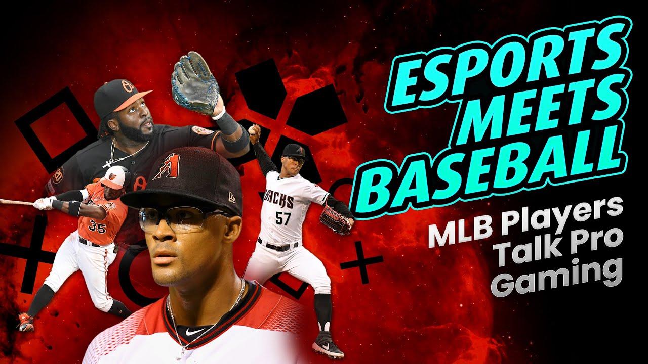 Baseball Pros LOVE ESPORTS – MLB Players Talk Pro Gaming   MLB The Show (The Show)