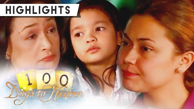 Anna and Sophia argue over motherhood issues | 100 Days To Heaven