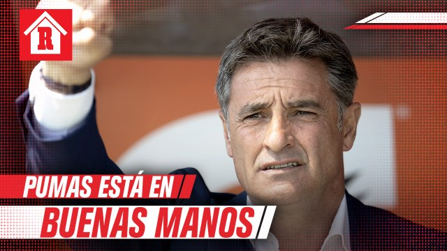 Esteban Solari: 'Con Míchel, Pumas está en buenas manos'