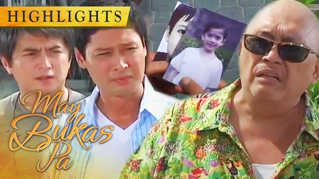 Father Jose joins Mario in searching for Santino and Paco in Manila | May Bukas Pa