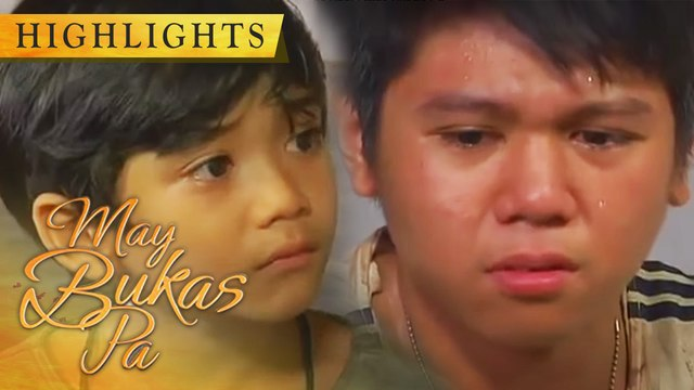 Ryan tells Santino about his past | May Bukas Pa