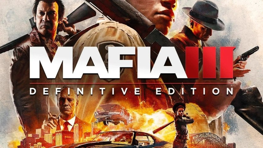 Mafia III- Definitive Edition official trailer (LEAKED)