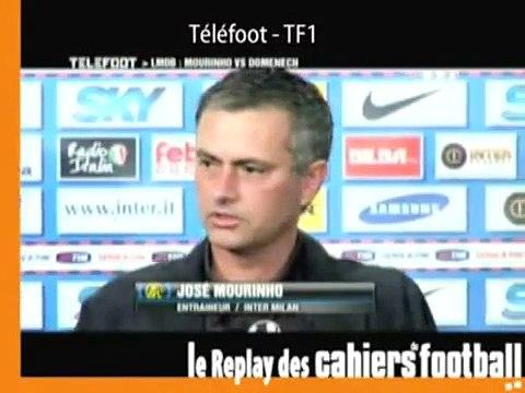 Quand Mourinho se moquait de la demande en mariage de Domenech