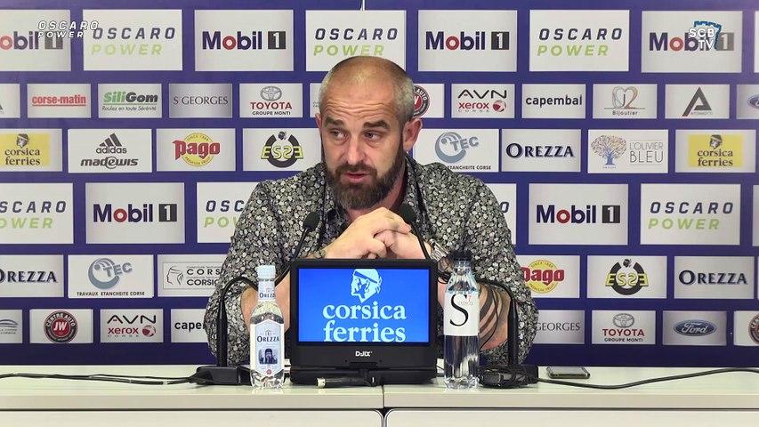 Conférence de presse : Mathieu Chabert fait le point sur la saison à venir