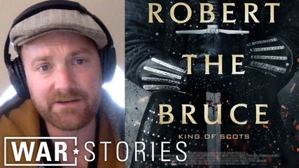 "How ""Robert The Bruce"" Continued The Story of ""Braveheart"" Under Brutal Conditions"