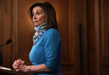 Pelosi Says Trump Should Avoid Hydroxychloroquine Due to His Weight