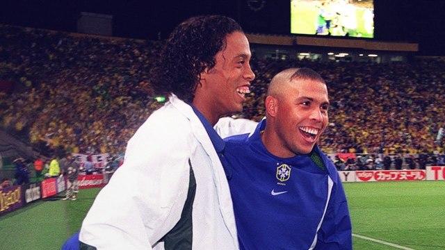 Quand l'équipe du Brésil jouait au golf avant la finale de la Coupe du monde 2002 | Oh My Goal