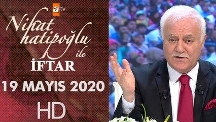 Nihat Hatipoğlu ile İftar - 19 Mayıs 2020