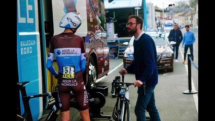 Le Mag Cyclism'Actu - Jean-Baptiste Quiclet, directeur de la performance chez AG2R La Mondiale, au micro de Cyclism'Actu