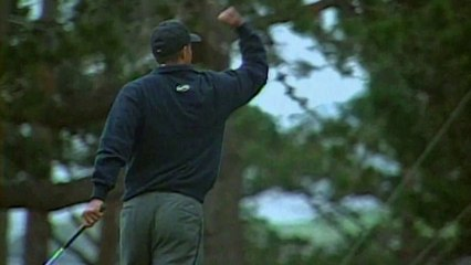 U.S. Open Golf, Stories from the Ones: Tiger Woods