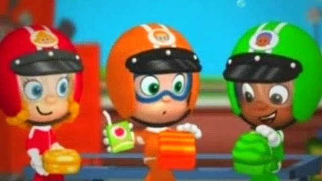 Bubble Guppies Season 1 Episode 2 The Crayon Prix