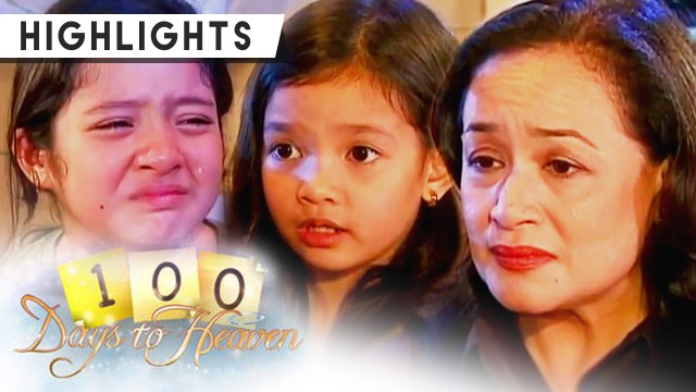 Anna tells Claire that her mother, Myrna, truly loves her | 100 Days To Heaven