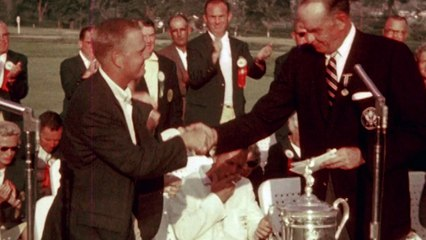 U.S. Open Golf, Stories from the Ones: Jack Nicklaus