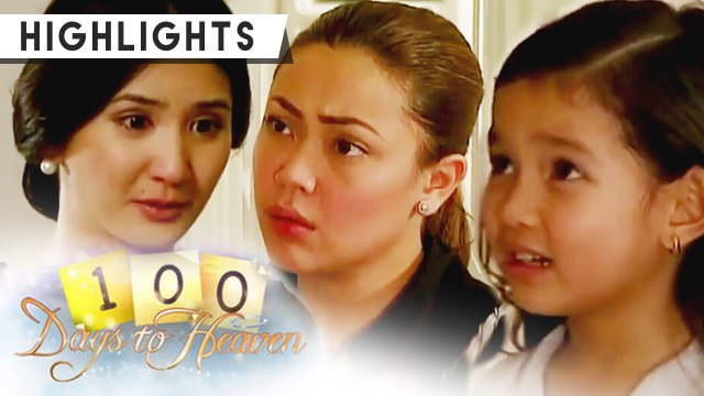 Anna and Sophia discover that Rachelle is not Tricia | 100 Days To Heaven