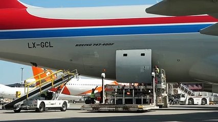 COVID-19 / Bolloré Logistics Participates in the Air Bridge between China and Switzerland