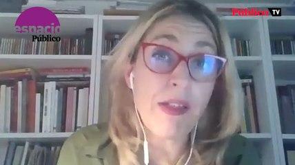 Las conclusiones de Mª Eugenia Rodríguez Palop sobre la emergencia del coronavirus