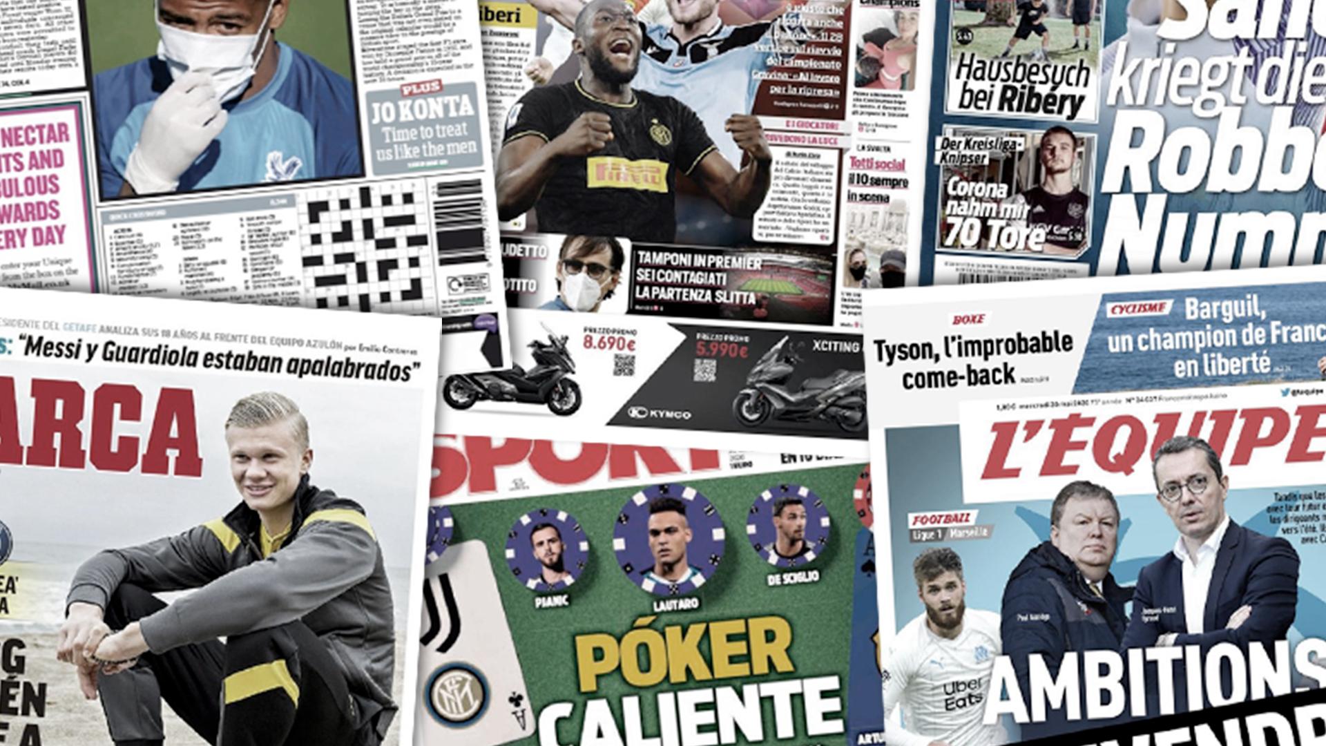 L'Italie délire sur un intérêt du PSG pour Cristiano Ronaldo, les deux nouvelles conditions favorables au transfert de Leroy Sané au Bayern Munich