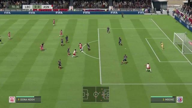 La Berrichonne de Châteauroux - AS Nancy-Lorraine : notre simulation FIFA 20 (L2 - 36e journée)