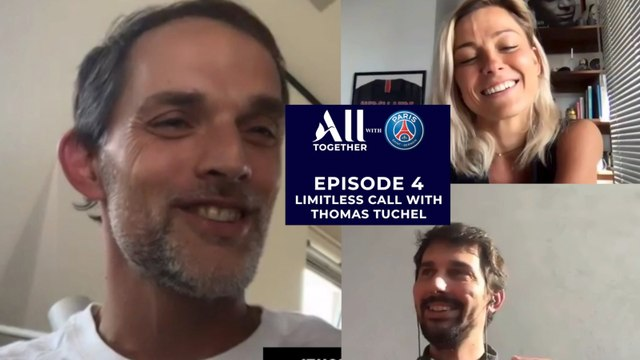 AllatHome épisode 4 avec Thomas Tuchel, Romain et Laure Boulleau