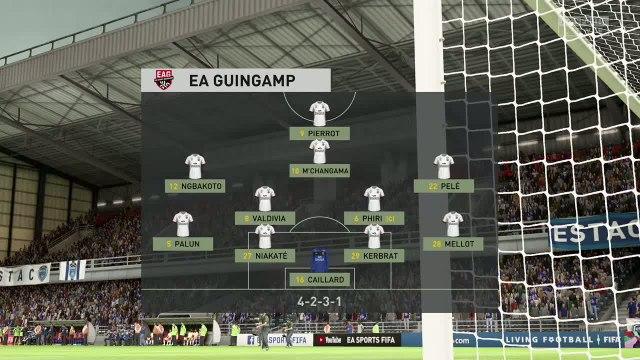 ESTAC Troyes - En Avant Guingamp : notre simulation FIFA 20 (L2 - 36e journée)