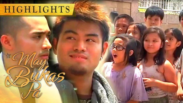Pedro and Juan help the kids escape from Tatay Ben | May Bukas Pa