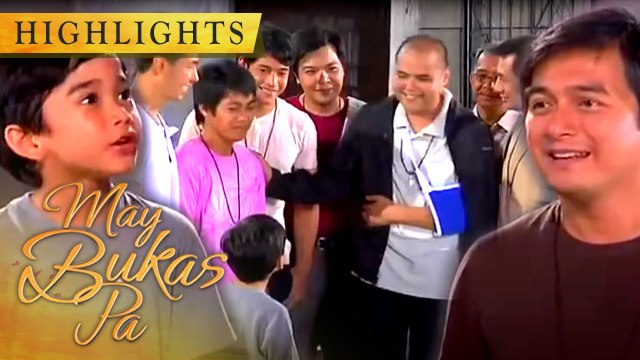 Santino is reunited with the fathers | May Bukas Pa