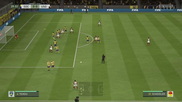 FC Sochaux - US Orléans : notre simulation FIFA 20 (L2 - 37e journée)