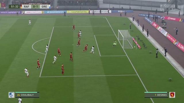 Rodez AF - Grenoble Foot 38 : notre simulation FIFA 20 (L2 - 37e journée)